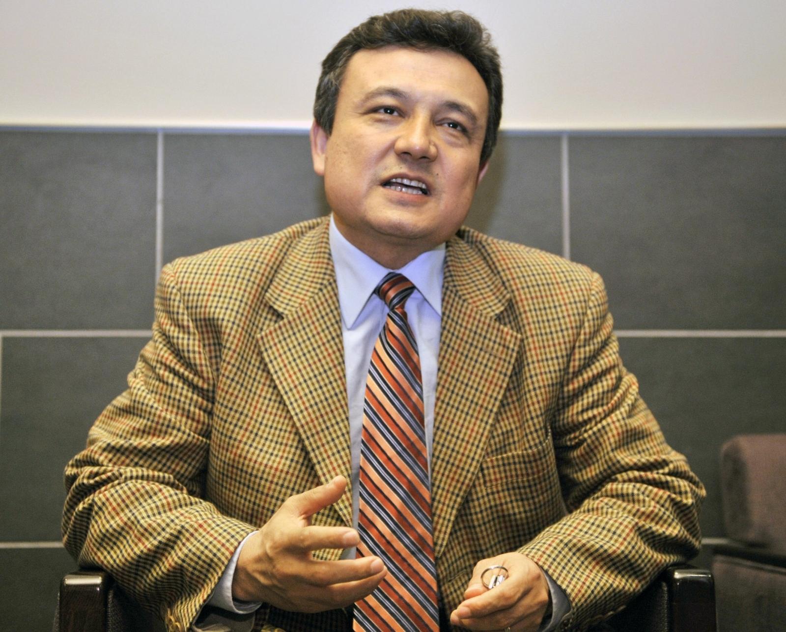 Dolkun Isa China Uighur Uyghur