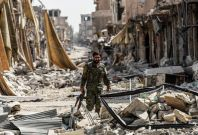 Battle for Raqqa Syria Isis