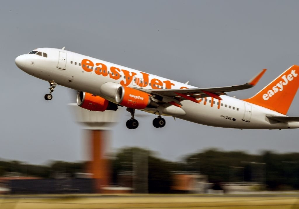EasyJet electric planes