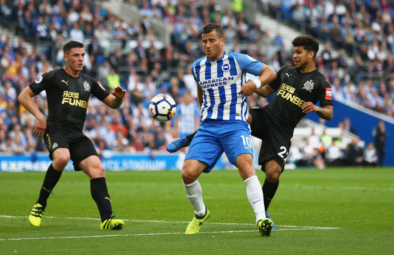 Brighton's Hemed handed three-match ban