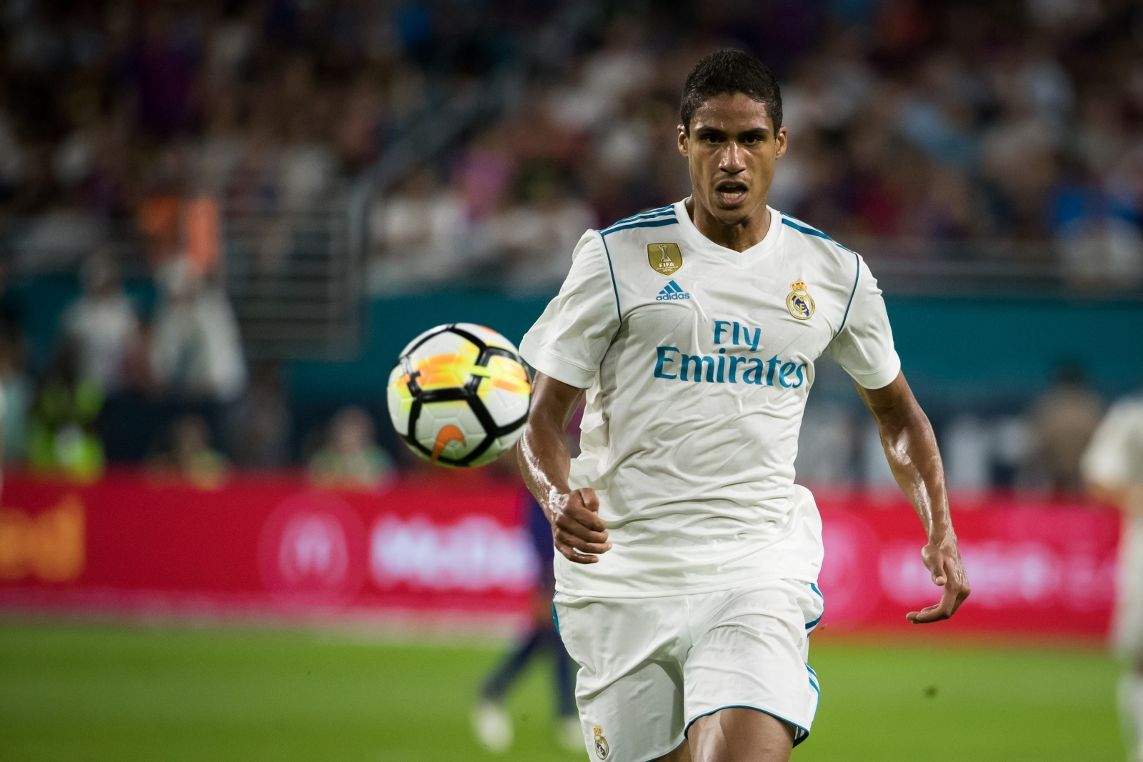Varane agrees new Real deal