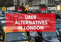Uber alternatives in London