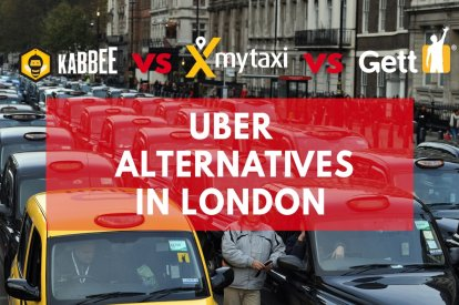 Uber alternatives in London