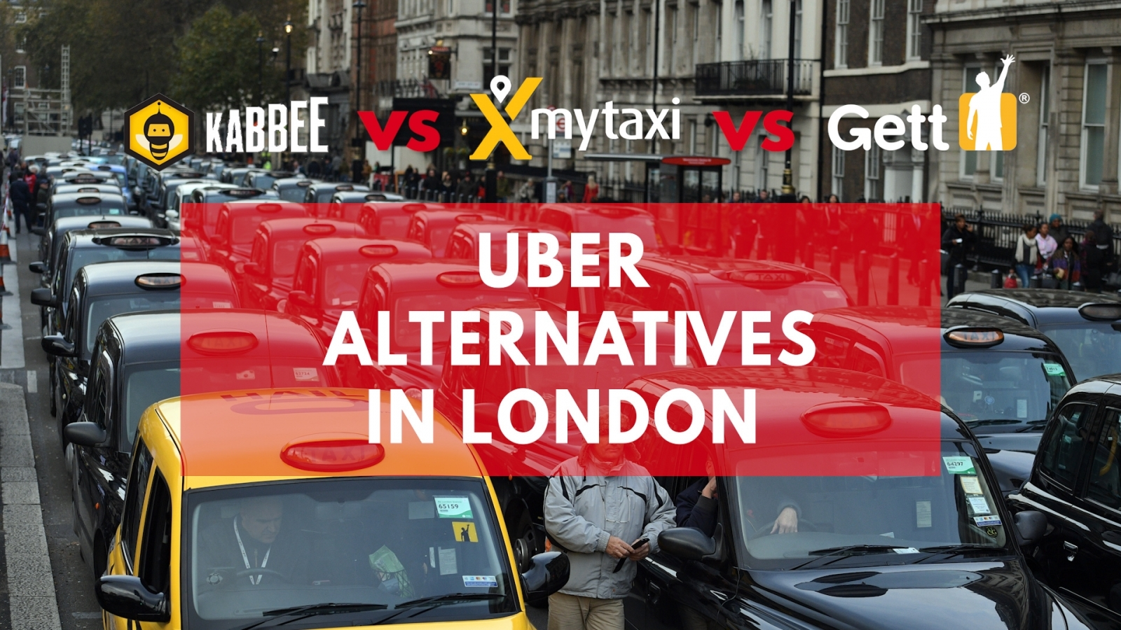 We tried to find out the best Uber alternative in London