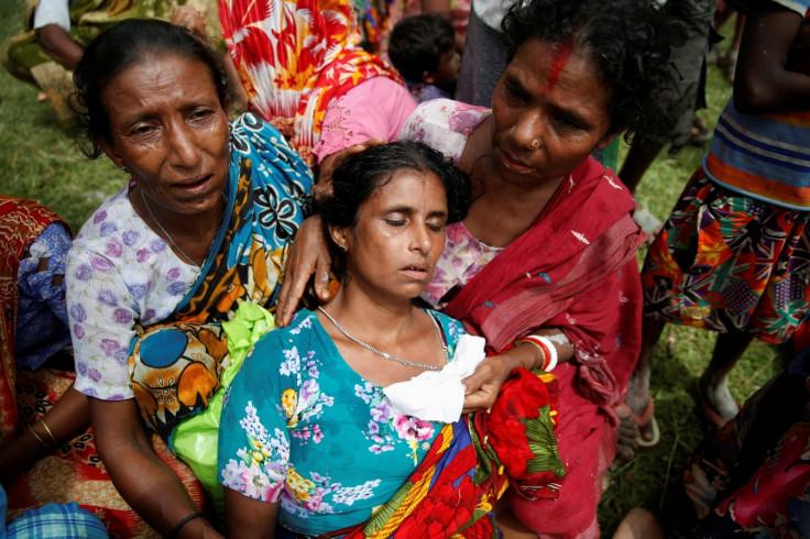 Rohingya Hindu massacre