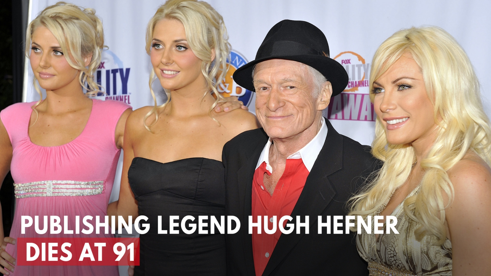 Playboy Magazine Founder Hugh Hefner Dies
