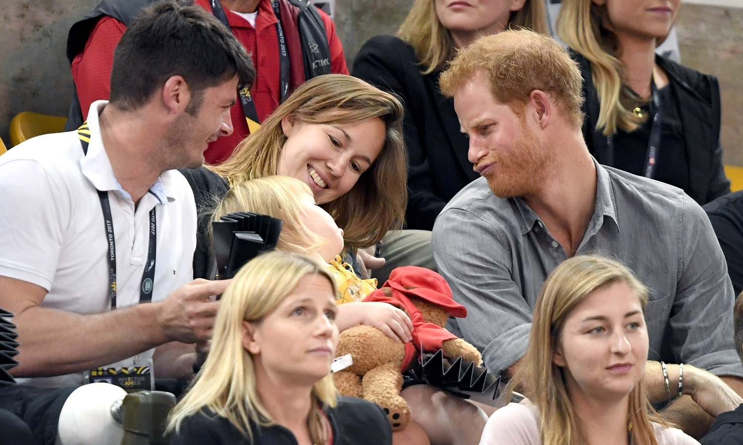 Prince Harry wows crowds with his adorable' singing voice as he attends musical with wife Meghan recommendations