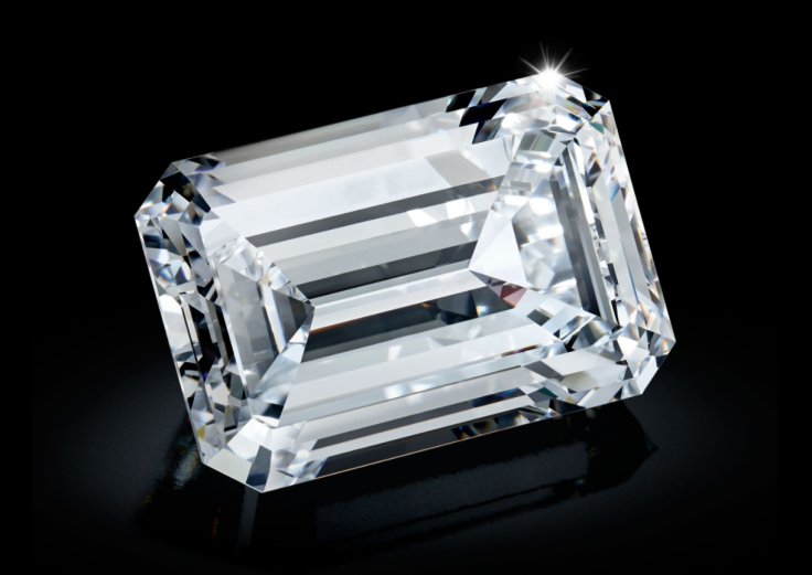 Christie's diamond