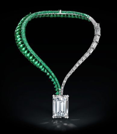 De GRISCOGONO diamond necklace