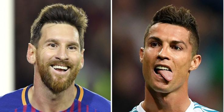 Lionel Messi says Cristiano Ronaldo is a predator