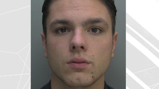 Aidan Warner pleaded guilty at Winchester Crown Court to one count of wounding with intent, after an attack on a solider