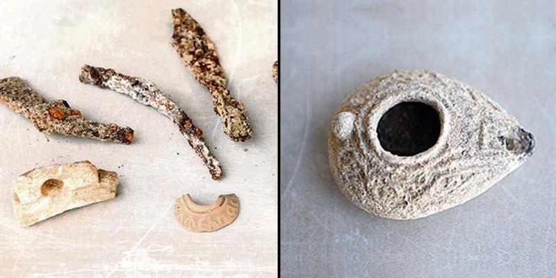 Artefacts lost Jewish city