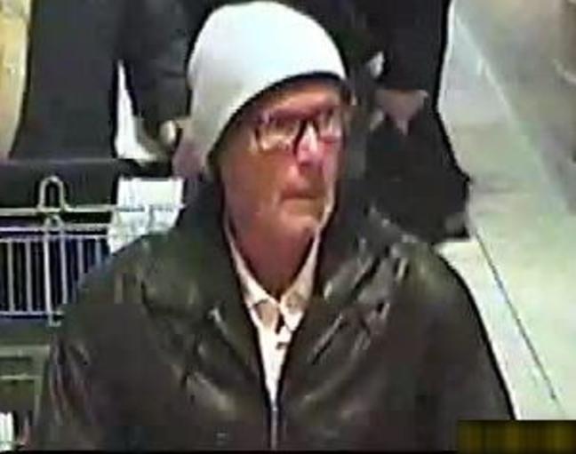German suspect