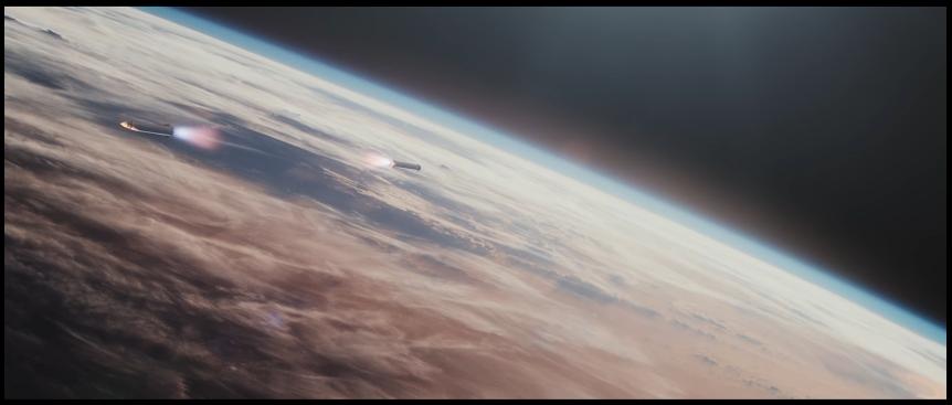 BFR Earth to Earth