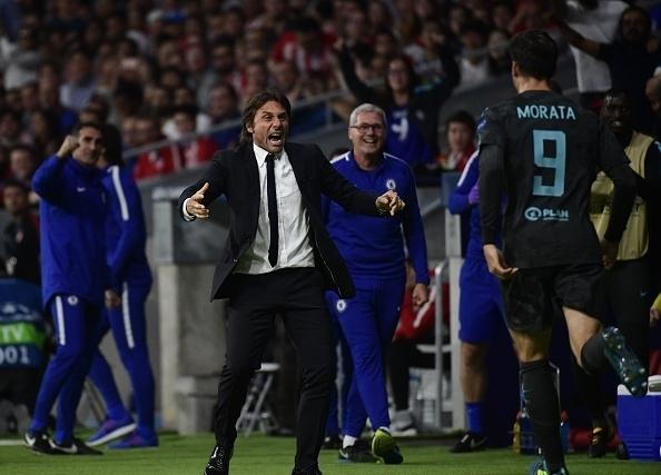 Conte and Morata
