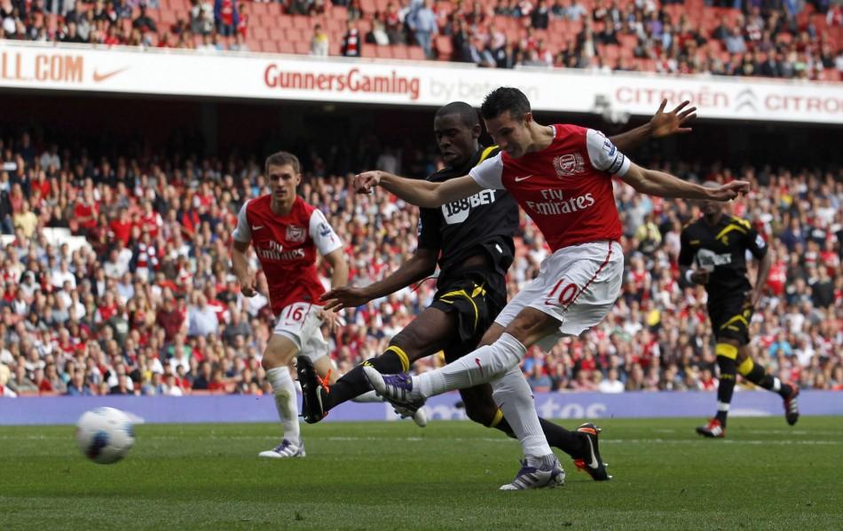 Arsenal 3-0 Bolton