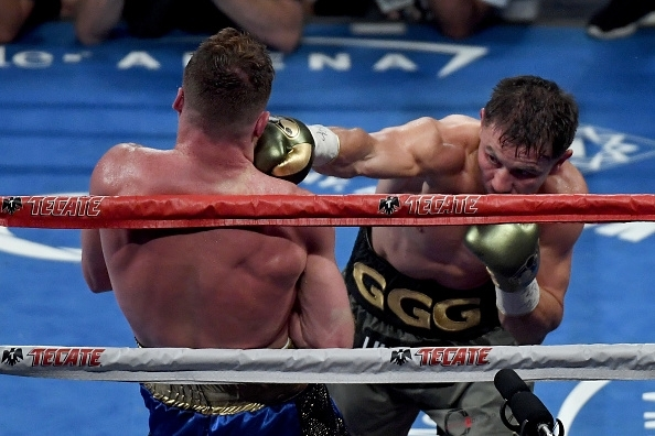 Canelo Alvarez and Gennady Golovkin bring in boxing's third-highest gate