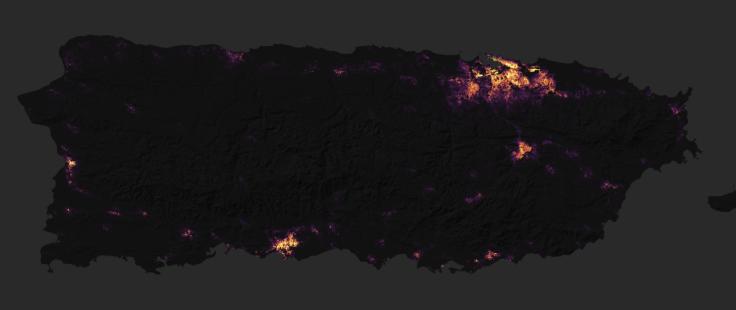 Puerto Rico baseline