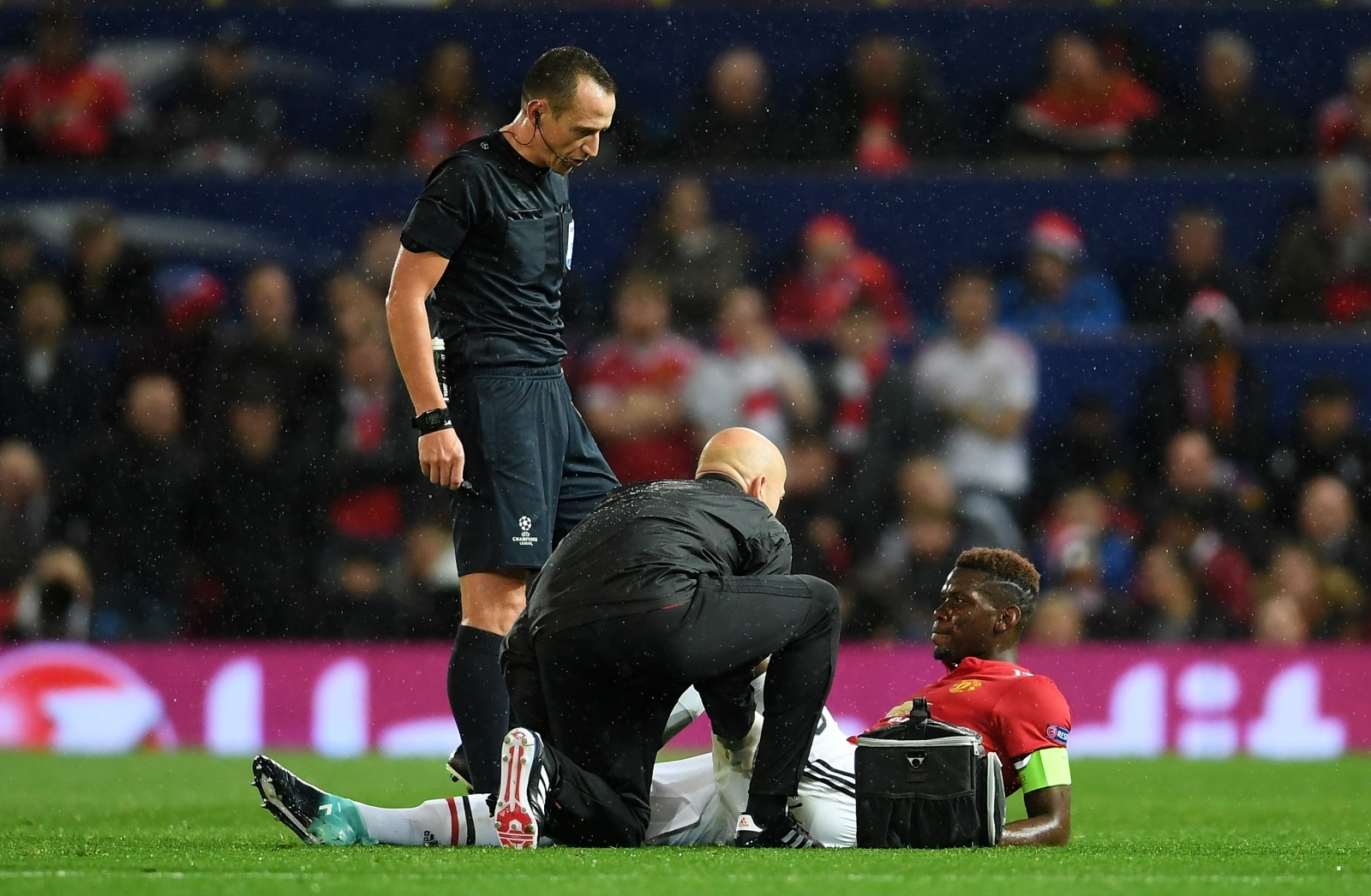 Jose Mourinho: 'Paul Pogba out for the long term'