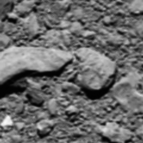 Last Photo of Rosetta Spacecraft Crashed Into a Comet Recovered by Scientists