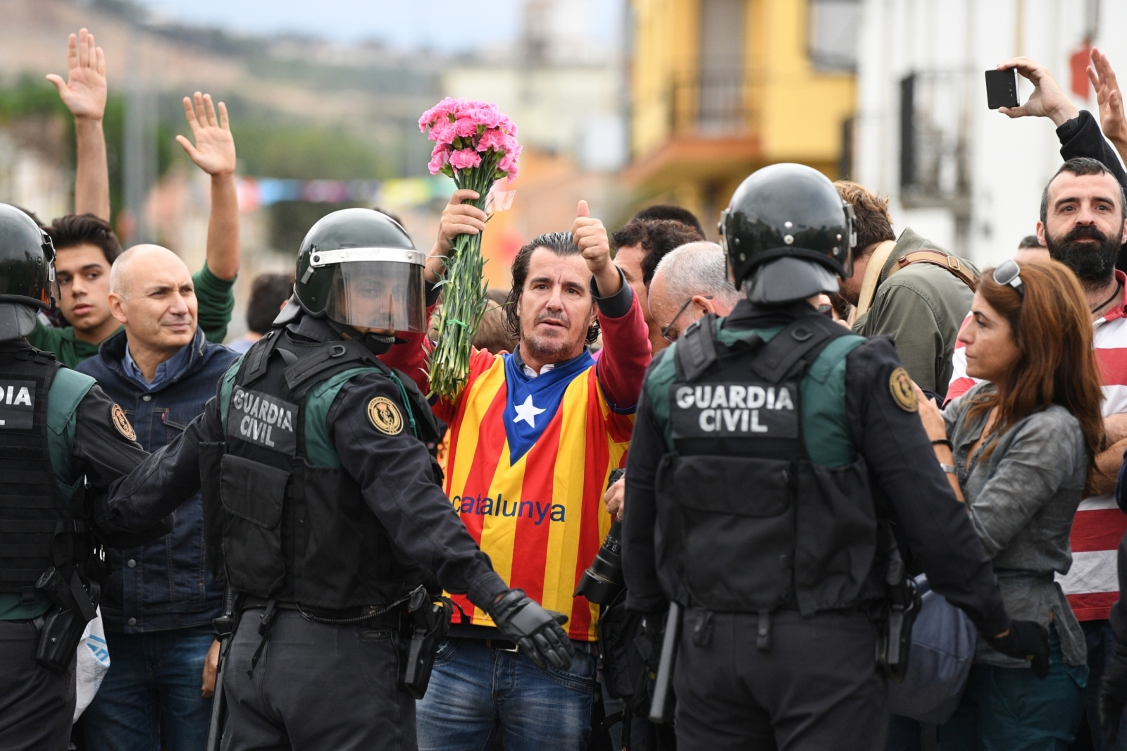 Catalonia independence referendum