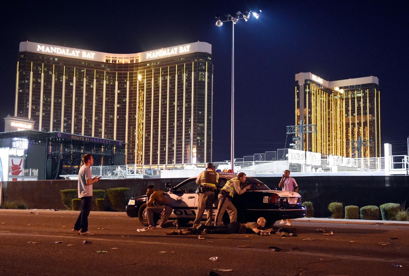 Las Vegas Shooting Mandalay Route 91