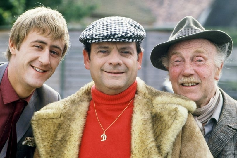 Only Fools and Horses cast