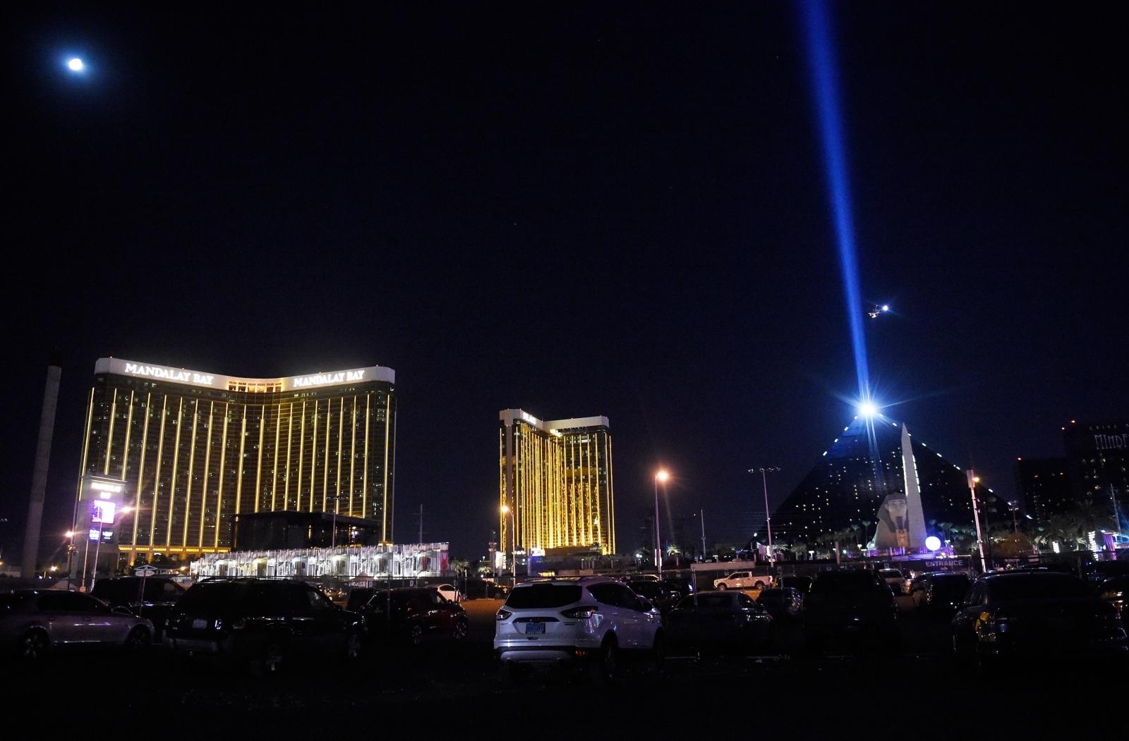 Las Vegas Hotel Shooting