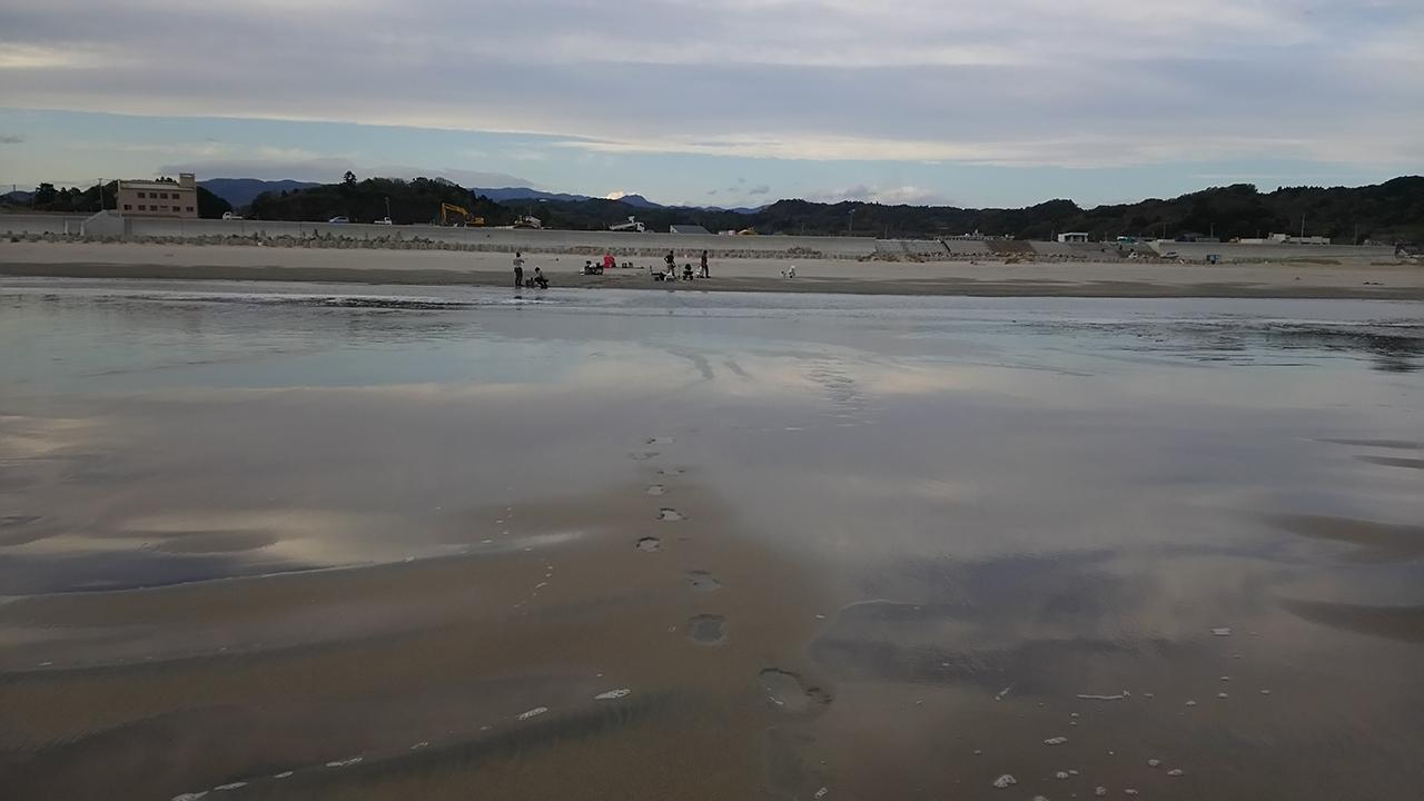 Fukushima beaches