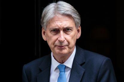 Philip Hammond Calls Labour Party Economic Policy a 'Back To The Future Socialist Fantasy'