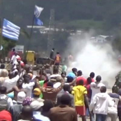 Cameroon Deadly Protest 1 October