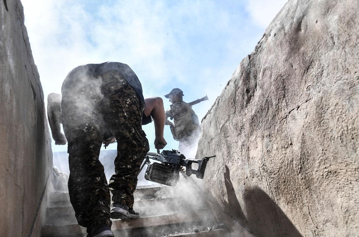 Raqqa Isis Syria