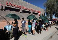 Las Vegas blood donations