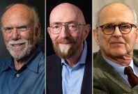 2017 Nobel Prize Physics winners
