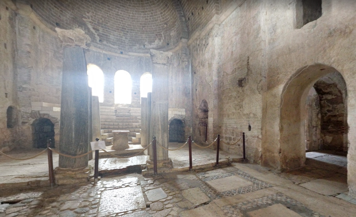 Turkish archaeologists believe they have discovered Santa Claus's tomb