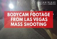 Las Vegas Police Release First Bodycam Footage Of Mass Shooting