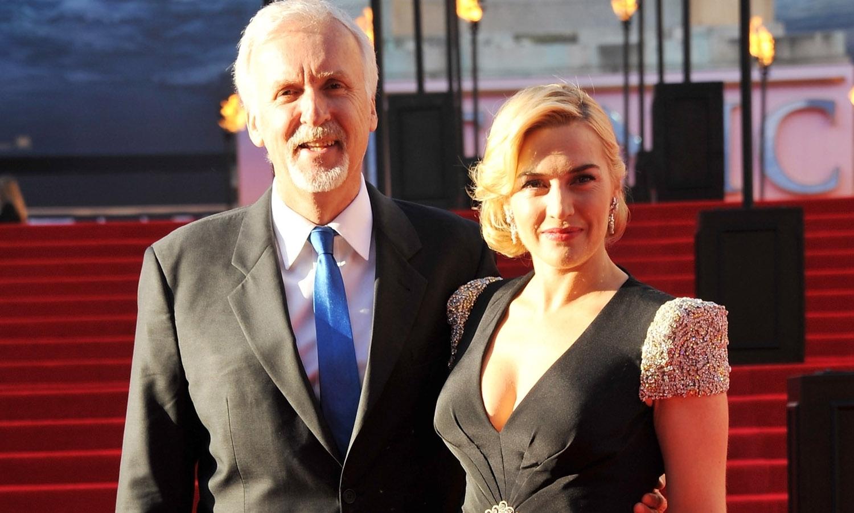 James Cameron Kate Winslet