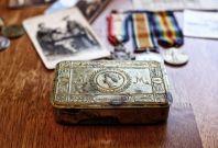 Princess Mary tobacco tin WWI