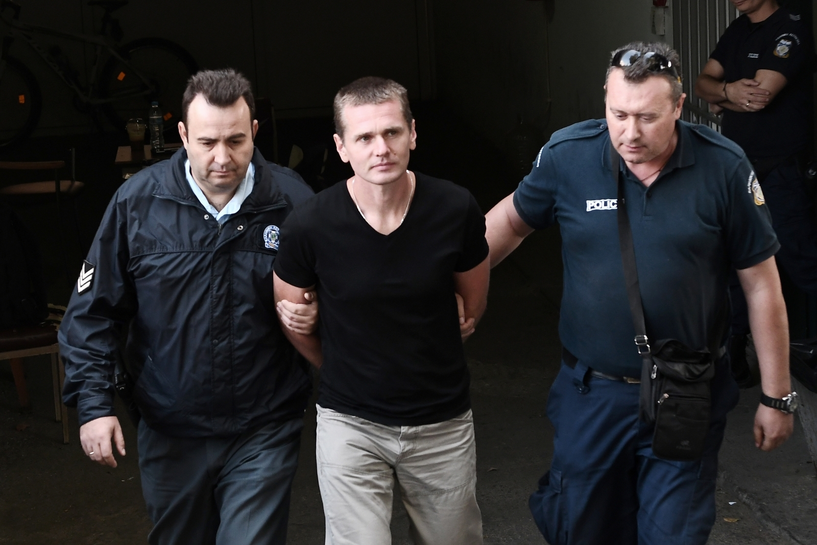 Greek Court Approves US Extradition Of Suspected BTC-e Operator Alexander Vinnik
