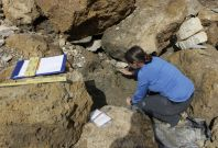 4,000 year-old mountain equipment recovered