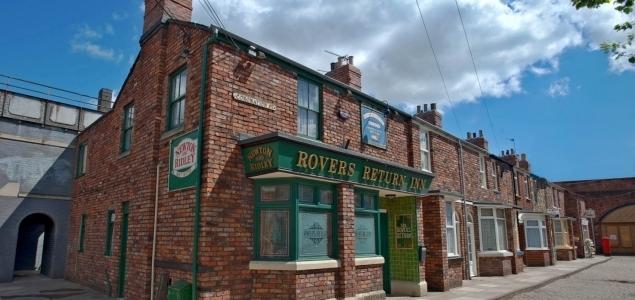 Coronation Street Rovers Return Inn