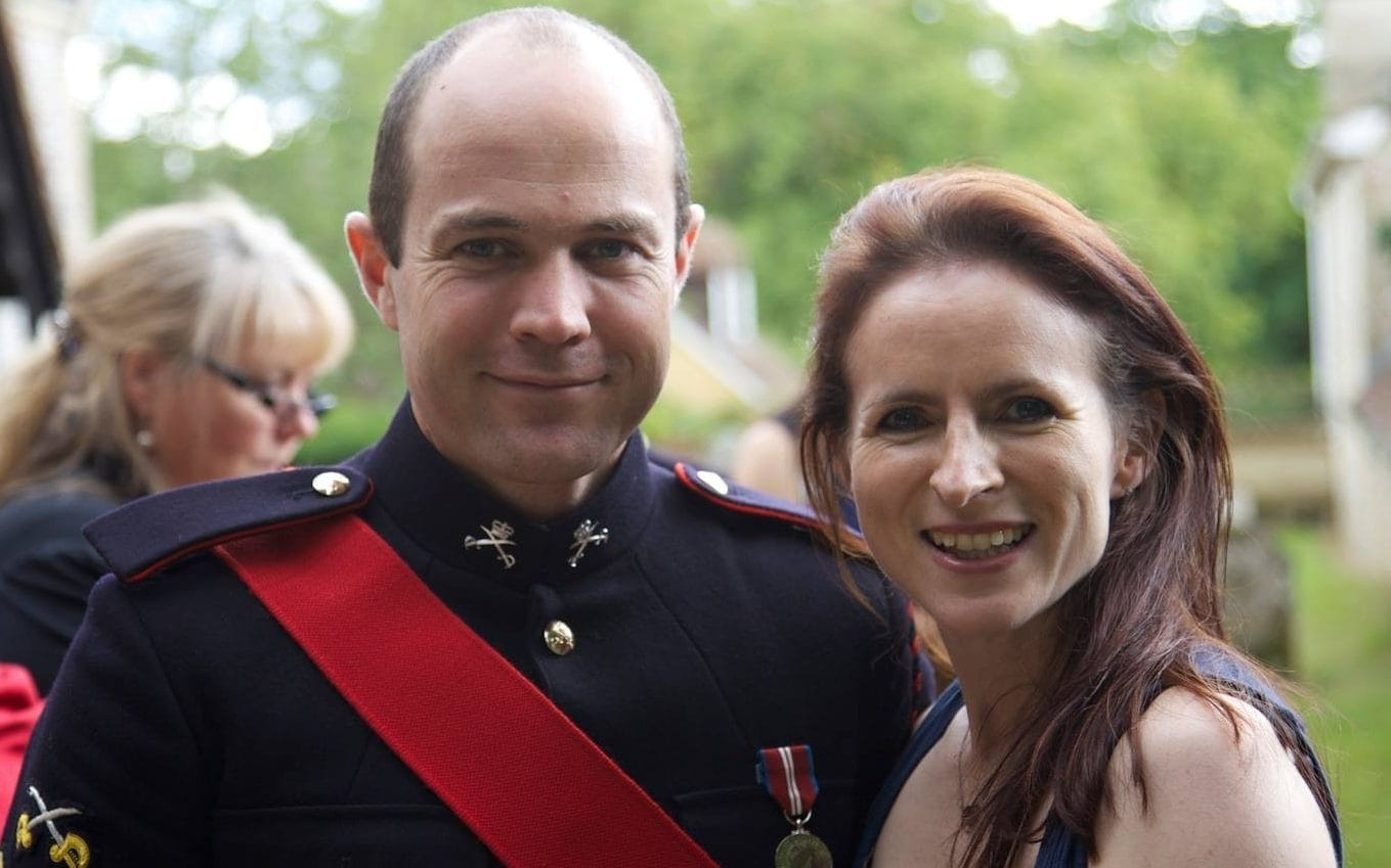 Emile Cilliers is on trial accused of attempting to murder his former Army officer wife, Victoria Cilliers