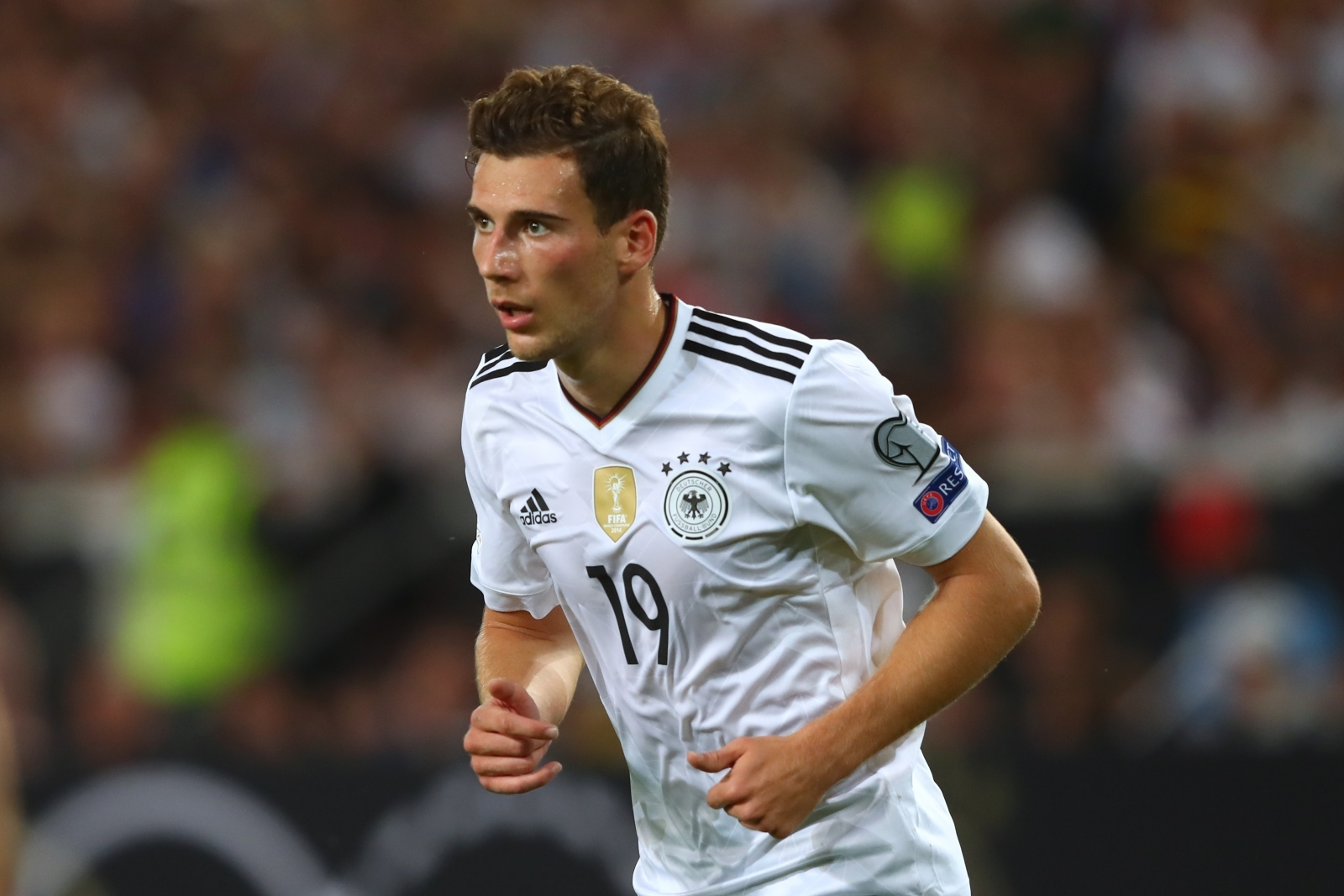 Manchester United Considering Move For Leon Goretzka