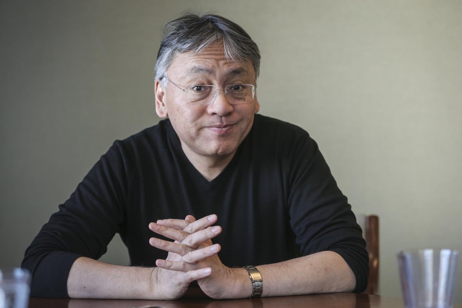 British novelist Kazuo Ishiguro has won the 2017 Nobel Prize for Literature