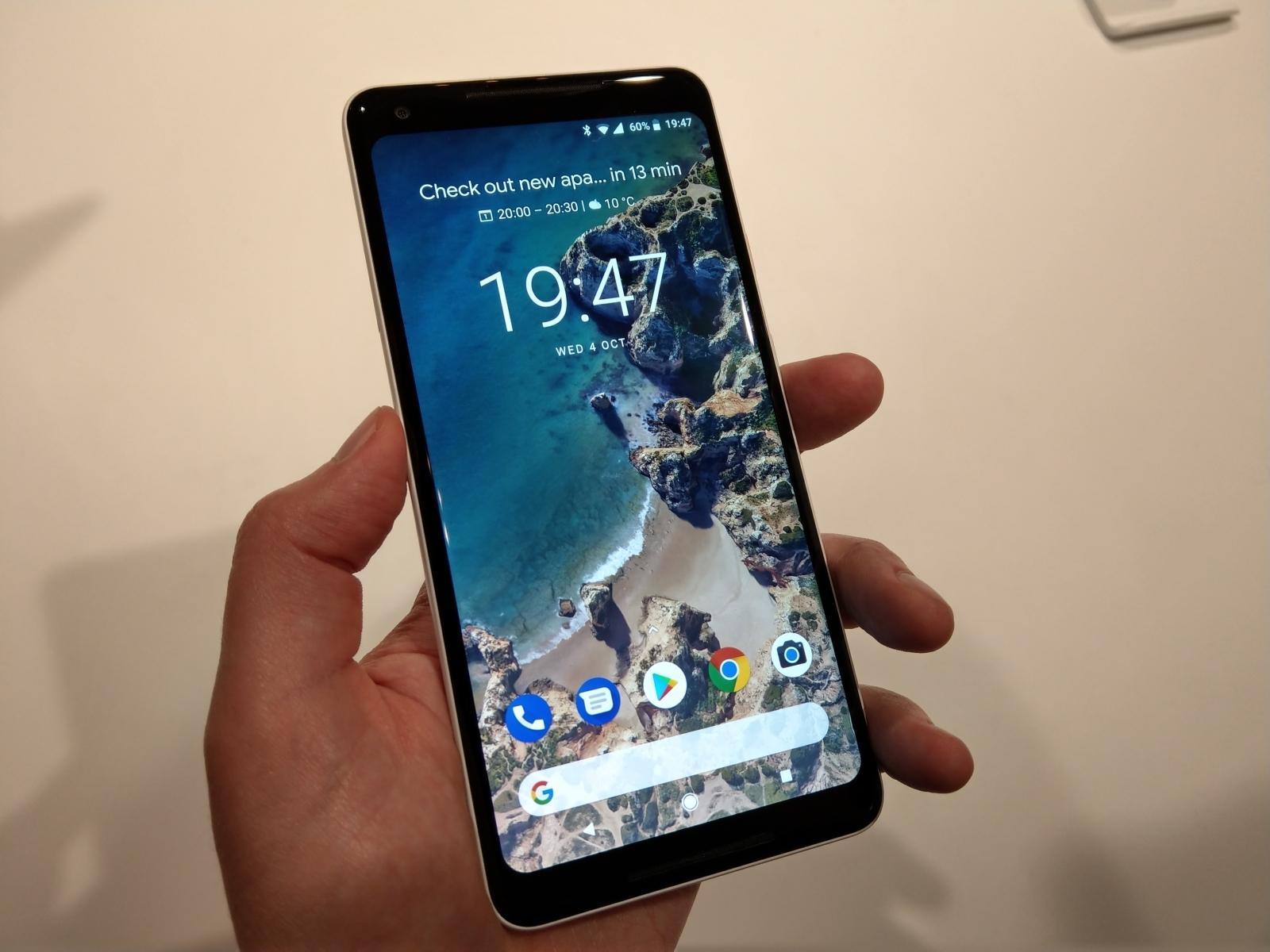 Google Pixel 2 XL Hands On