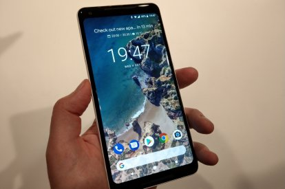 Google Pixel 2 XL hands-on