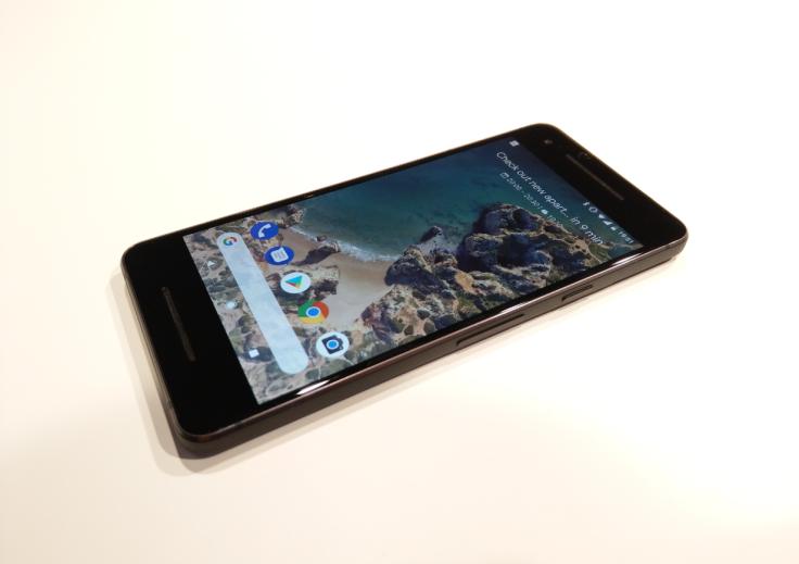 Google Pixel 2 hands-on