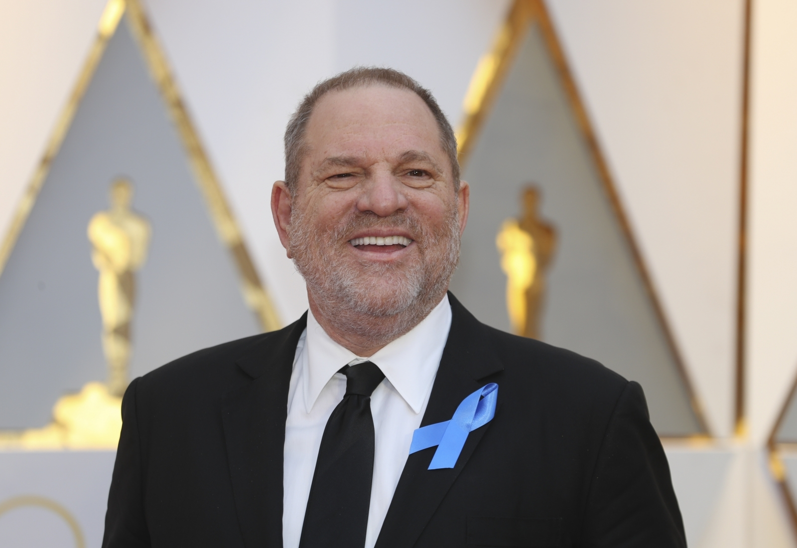 Harvey Weinstein is fired from the Weinstein Company amid sexual harassment accusations