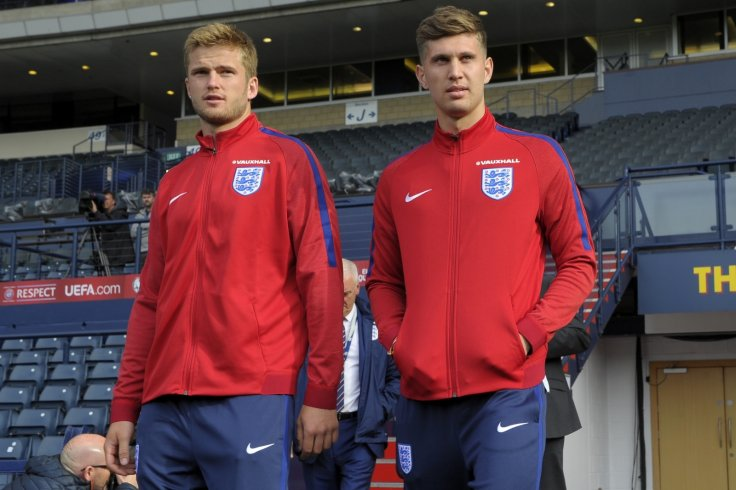 Eric Dier and John Stones