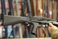 White House Welcomes Efforts To Study Gun 'Bump Stock' Devices